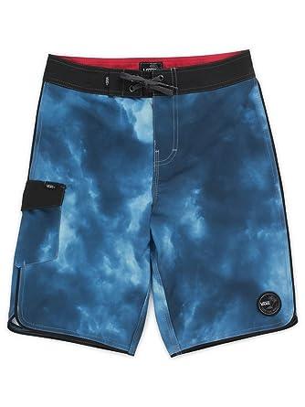 d1c4be4fe3 Boardshorts Kids Vans Mixed Scallop Boardshorts Boys: Amazon.co.uk: Clothing