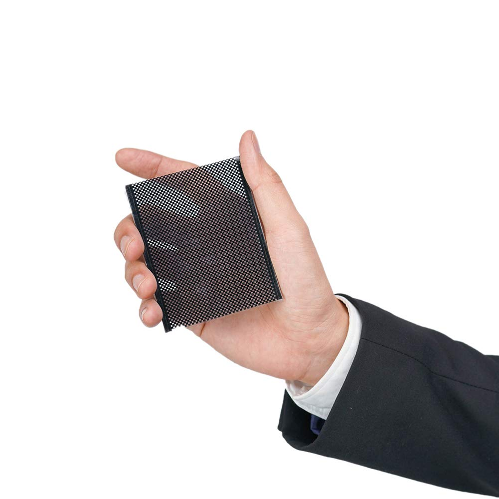 Xfunjoy 2Pcs Magic Card Sleeve Card Vanish Illusion Change Sleeve Close up Card Sleeve Magic Tricks/ 6 of Hearts with Video Tutorial