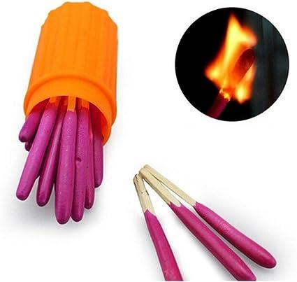 Matches Stormproof Waterproof Windproof Emergency Lighter Survival Tool Kit HOT
