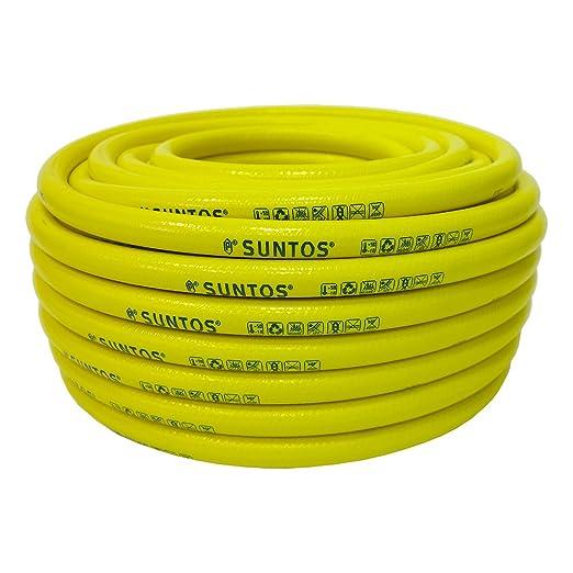 2 opinioni per Suntos 470010052 Tubo flessibile di alta qualità, 50 m, Certificazione TÜV per