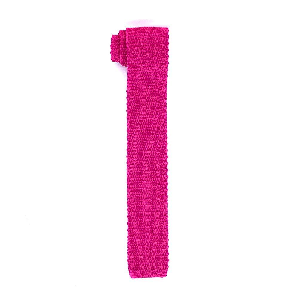 Corbata tricot lisa: Amazon.es: Ropa y accesorios