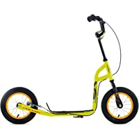 Corelli Skyliner Scooter 12' Neon Yş Turuncu Siyah