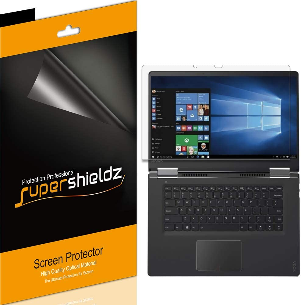 (3 Pack) Supershieldz for Lenovo Yoga 710 (15.6 inch) Screen Protector Anti Glare and Anti Fingerprint (Matte) Shield