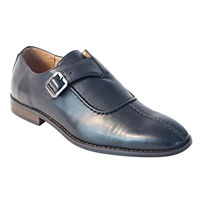 731b21fe3b Amazon.com | QUENTIN ASHFORD Classic Stylish Men's Oxford Comfort ...