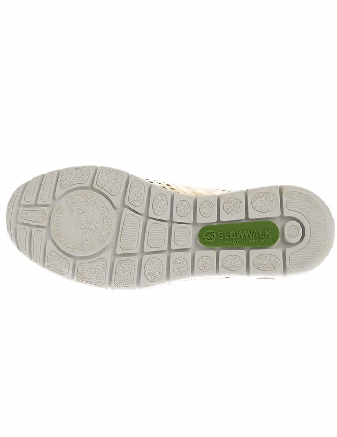 Metalizado Y Slowwalk Mujer Morvi Zapatillas OroAmazon esZapatos kwN80OPnXZ