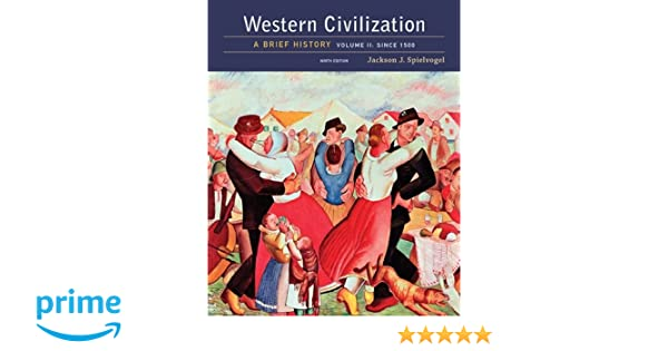 Amazon 2 western civilization a brief history volume ii amazon 2 western civilization a brief history volume ii since 1500 9781305633483 jackson j spielvogel books fandeluxe Images
