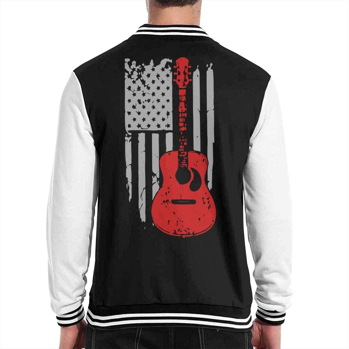 Motocross Racing Unisex Baseball Jacket Coat Slim Varsity Sweatshirt Coat