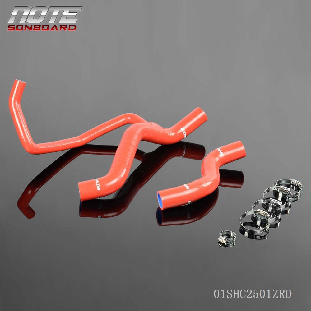 Amazon.com: Silicone Radiator Coolant Hose Kit For FIAT PUNTO GT 1.4 GT TURBO 1993-1999: Automotive