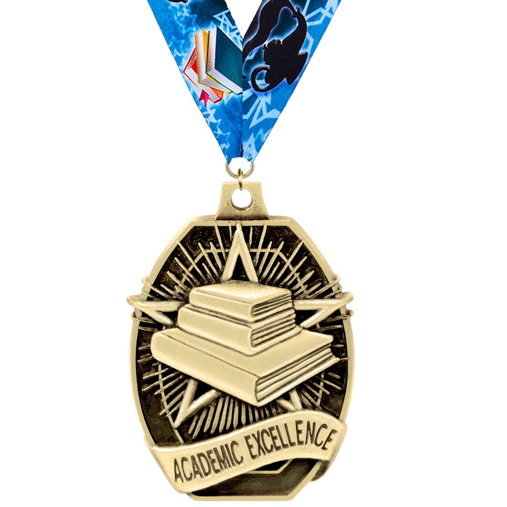 Academic medals- 2
