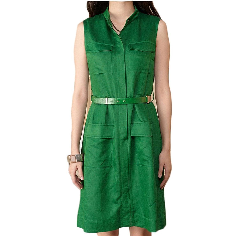 Nanxson(TM) Women's Fashion Sleeveless Slim Fit Dress Plus Size LYQ0129