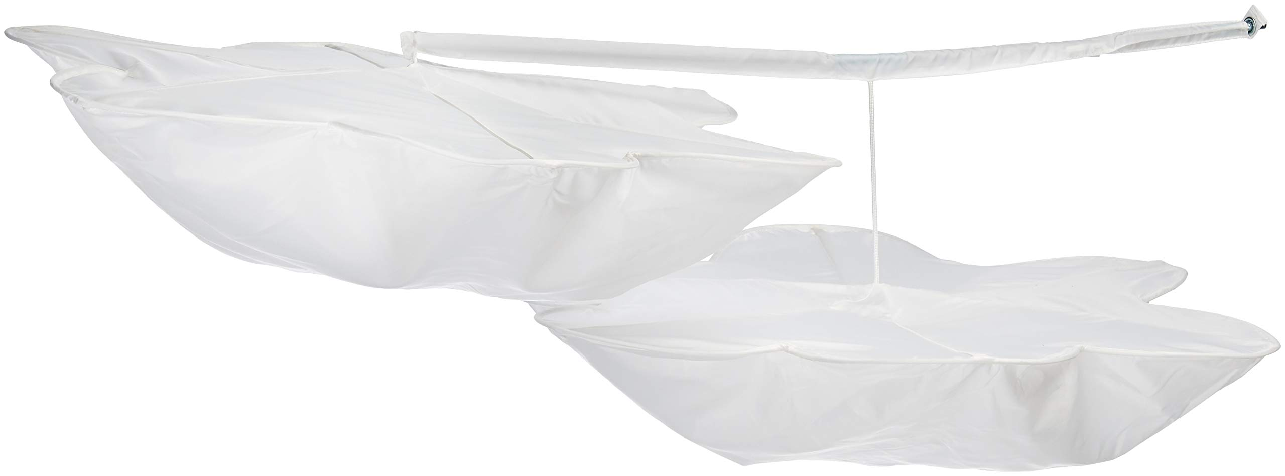 Ikea Himmelsk Crib Bed Canopy, white