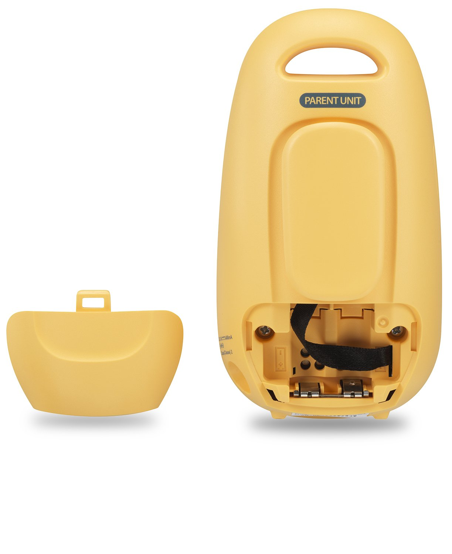 VTech DM111 Audio Baby Monitor with up to 1,000 ft of Range, 5-Level Sound Indicator, Digitized Transmission & Belt Clip by VTech (Image #10)