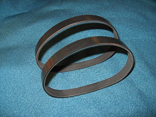2 NEW DRIVE BELTS MADE IN USA FOR DELTA 22-560 TYPE 1 PLANER