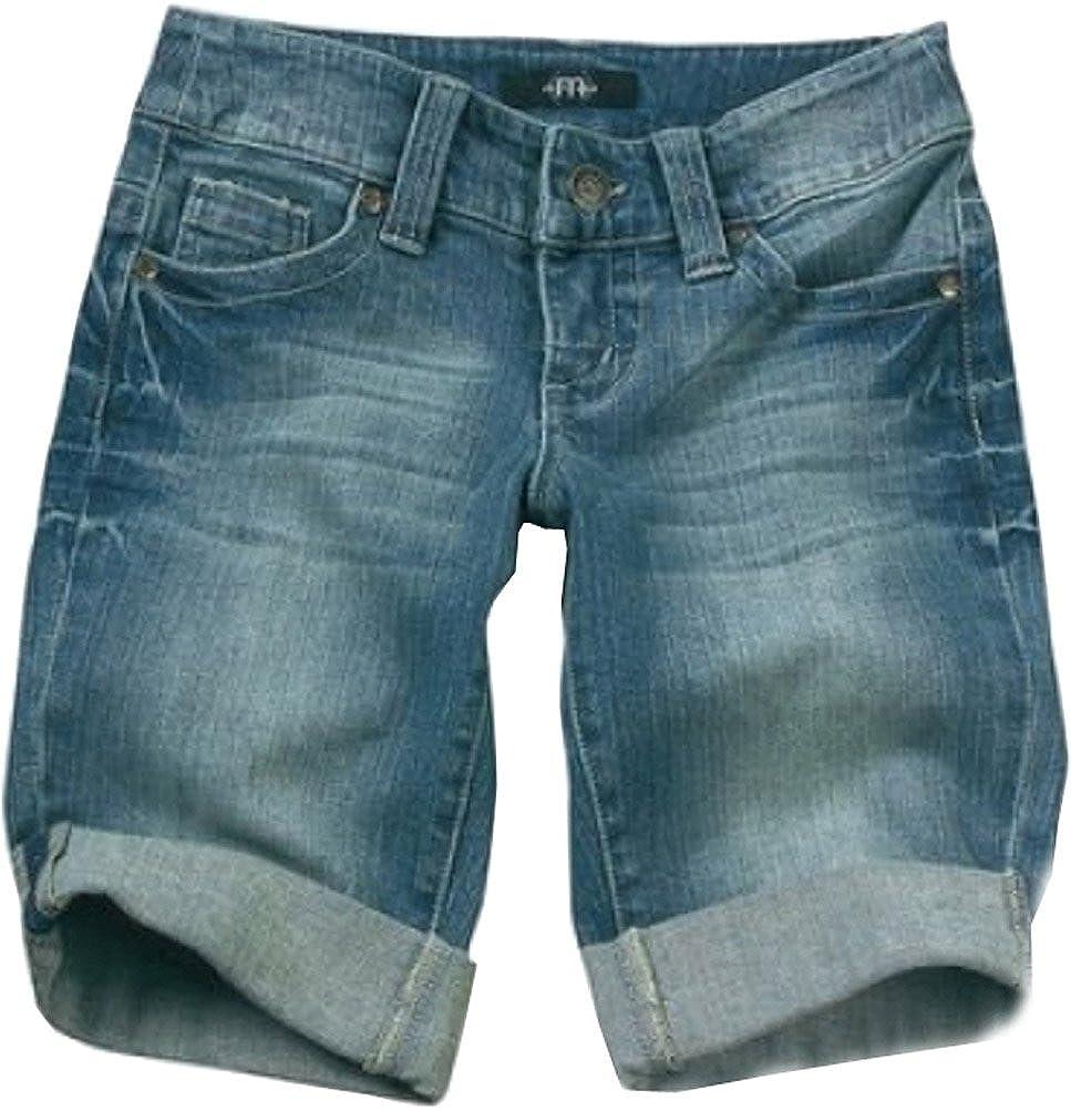 überlegene Materialien Sonderangebot feinste Auswahl Melrose Jeans Bermuda Jeans Shorts Damen Short Deutsche ...