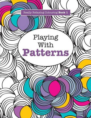 Really RELAXING Colouring Book Patterns product image