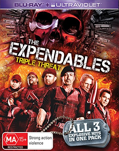 Expendables, The / Expendables 2, The / Expendables 3, The   Triple Pack