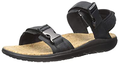 84e9a38557ebdf Teva Men s Terra-Float Universal Lux Leather Sandal