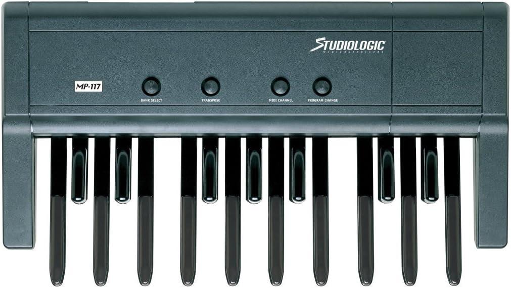 3. Studiologic MP-117 Dynamic MIDI Pedal Board
