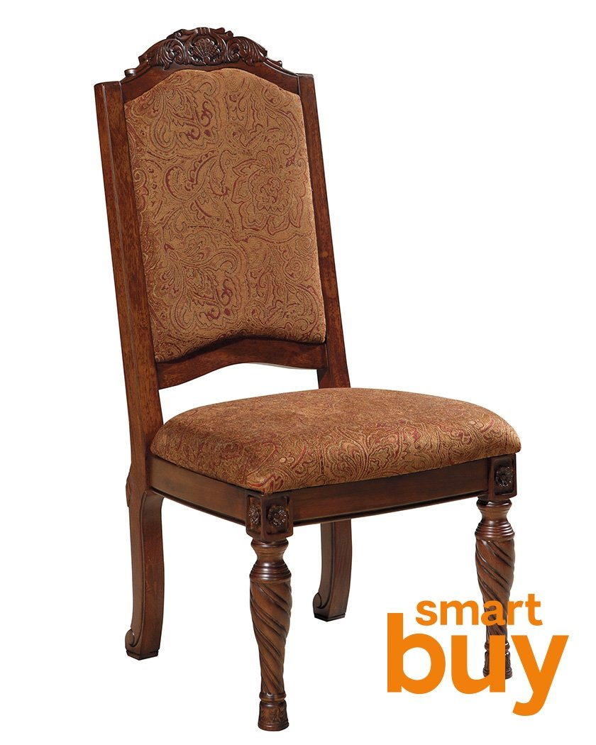 Set of 2 Dining Upholstered Side Chair by Ashley Furniture by Signature Design by Ashley (Image #4)