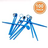 TENFLY 100pcs Disposable Dental Exam Mouth