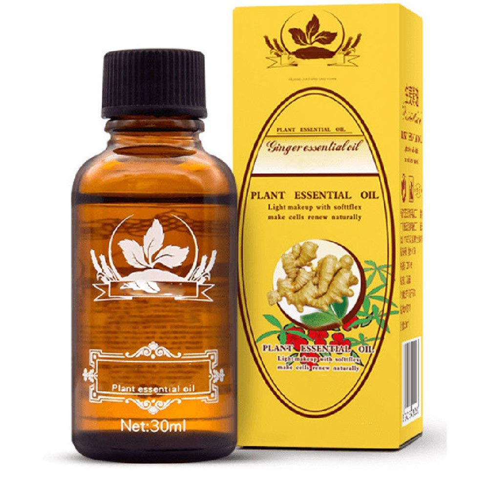 Plant Therapy Lymphatic Drainage Ginger Oil Cathery