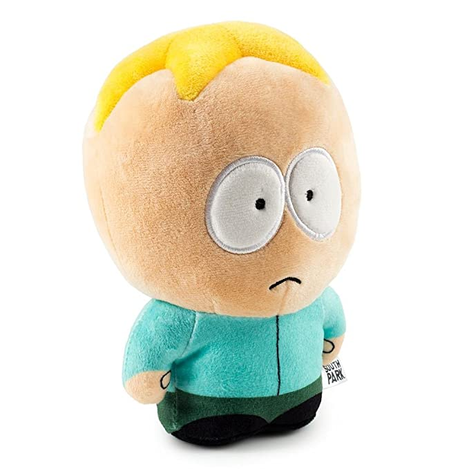 Amazon.com: Kidrobot South Park Phunny Butters Plush Figure: Toys & Games