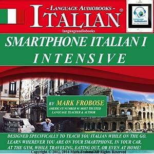 Smartphone Italian 1 Intensive Audiobook