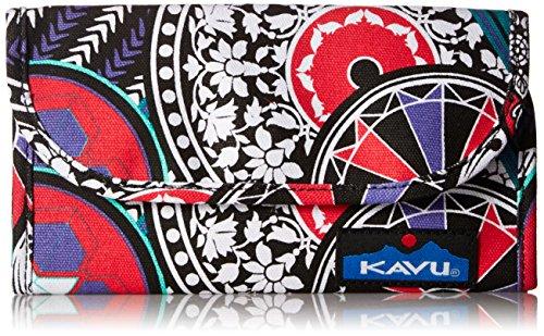 KAVU Big Spender Wallet, Spring Hodgepodge, One Size