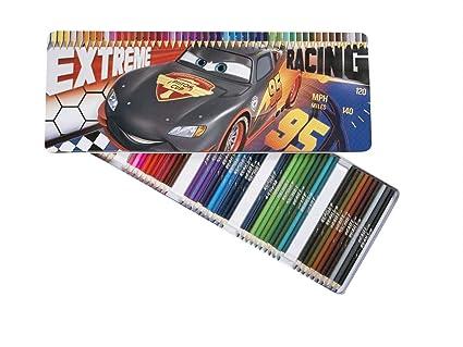 Cars Estuche de Colores: Amazon.es: Juguetes y juegos