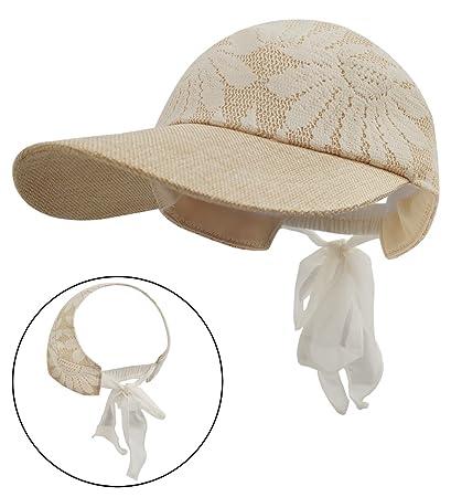 8eb404190d7f7 Amazon.com  LETHMIK Women Visor Sun Hat