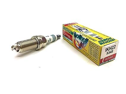 DENSO Iridium Power Spark Plug 5345-6 Plugs IKH22