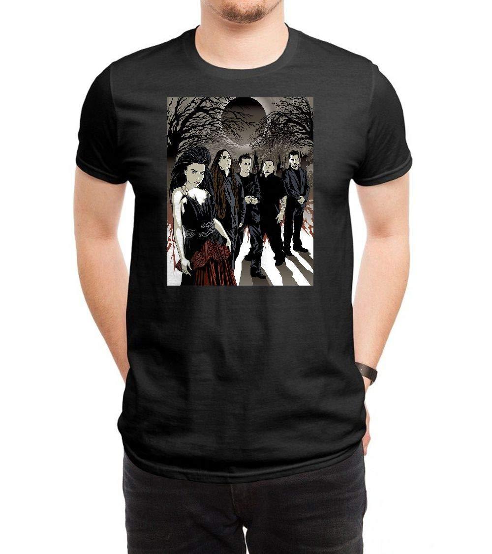 Evanescence Black Shirts