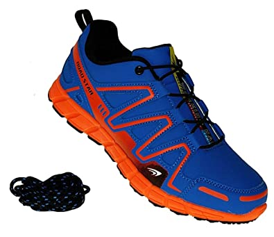 Art 607 Neon Turnschuhe Schuhe Sneaker Sportschuhe Neu Herren