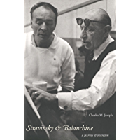Stravinsky and Balanchine: A Journey of Invention book cover