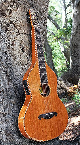Imperial Royal Hawaiian Classic-T Weissenborn Style Lap Steel Guitar by Imperial Guitars