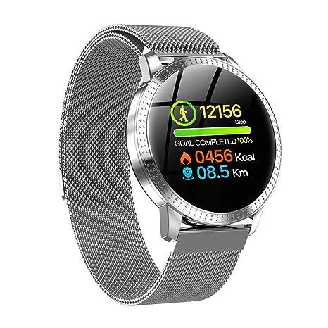 KLAYL Reloj Inteligente Reloj Inteligente VS V11 Q8 P68 ...