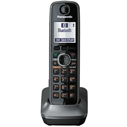 amazon com panasonic kx tga660m extra handset for 764xx series rh amazon com Panasonic Owner's Manual Panasonic Kx Phone Manual