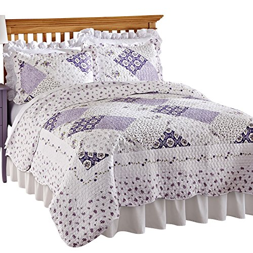 Wilmington Reversible Patchwork Machine Washable