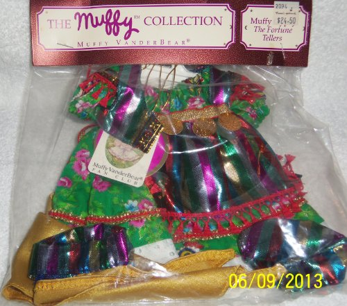 Jack Teller Costume (Muffy Vanderbear Gypsy