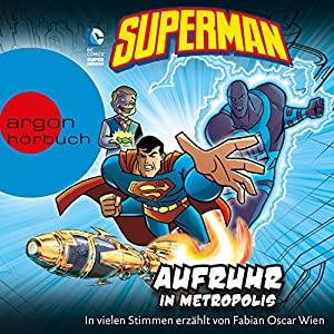 Superman: Aufruhr in Metropolis Performance