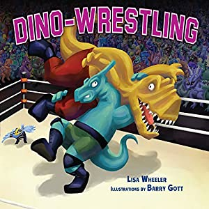 Dino-Wrestling Audiobook