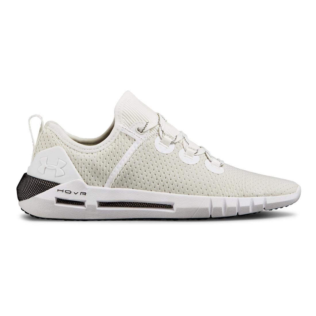 Under Armour Women's HOVR SLK Sneaker B076S469B6 6 M US|White (102)/Black