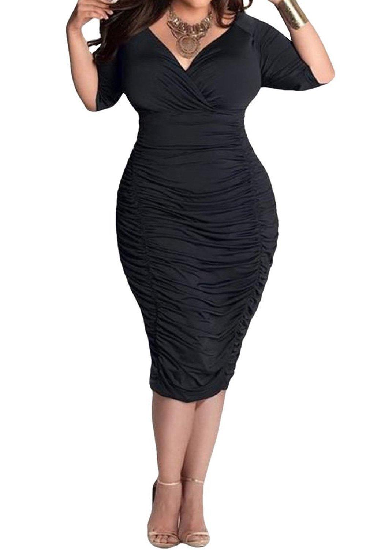 Plus Size Lace Midi Dress : Online Fashion Review