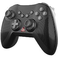 BINDEN Mando Gamepad Control Inalámbrico SW020A Compatible con N-Switch / Lite, Android Win 10, PS3 con Giroscopio de 6…