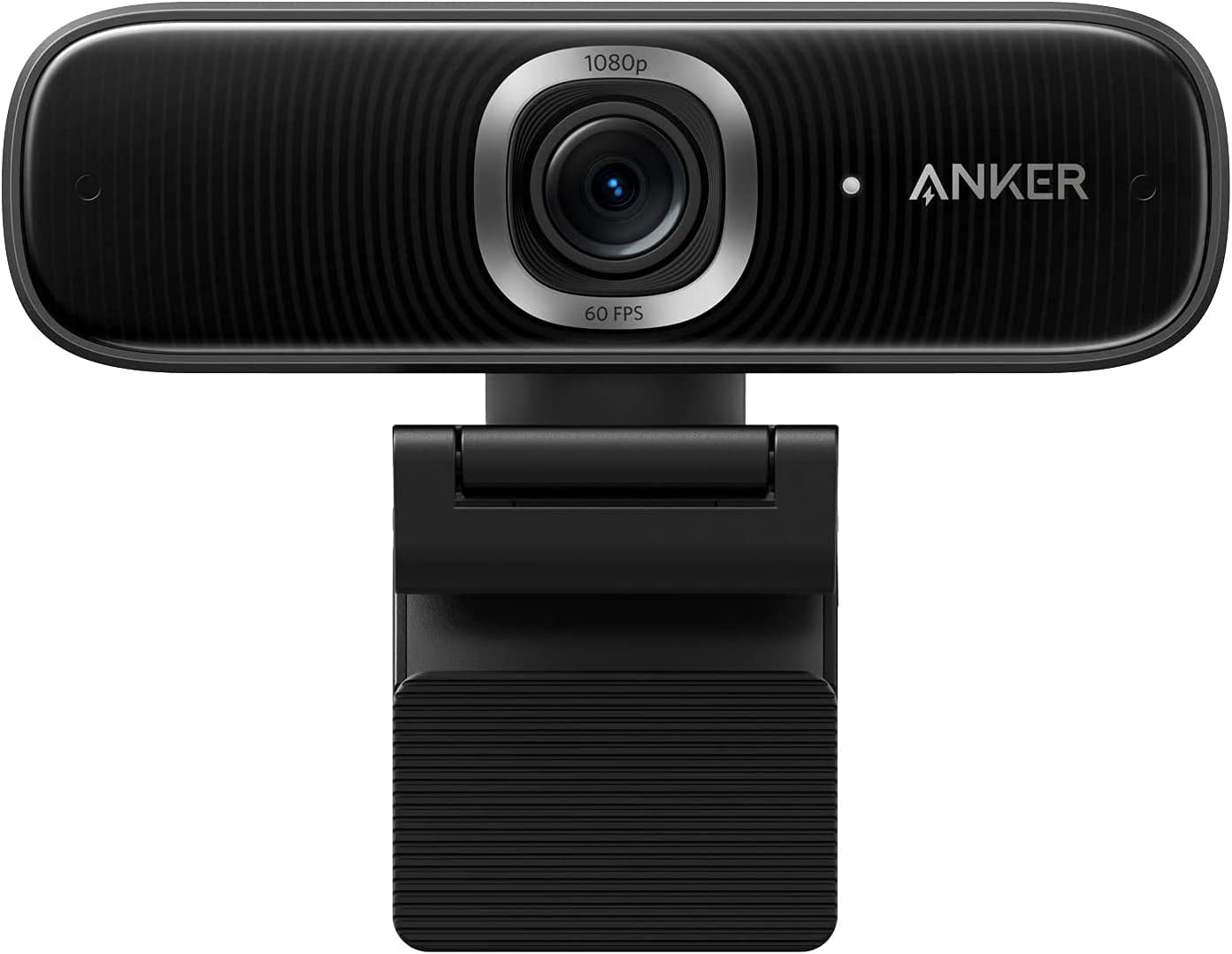 Anker PowerConf C300 ウェブカメラ AI機能搭載 フル HD モーショントラッキング 高速オートフォーカス 1080p 高画質 ノイズリダクション オートゲインコントロール 画角調節機能 プライバシーカバー Zoom認証