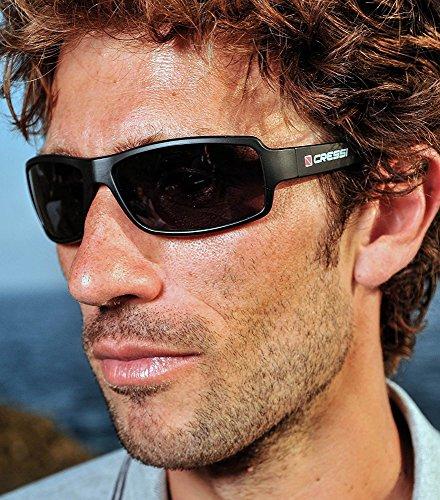Cressi Ninja - Gafas de Sol polarizadas para Hombre: Amazon ...