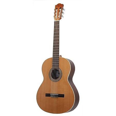 Guitarra clásica Alhambra Z Natura, clásica, 4/4: Amazon.es ...