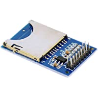 Blesiya 1 Pcs Storage Board Mciro SD Card Memory Shield Module For Arduino