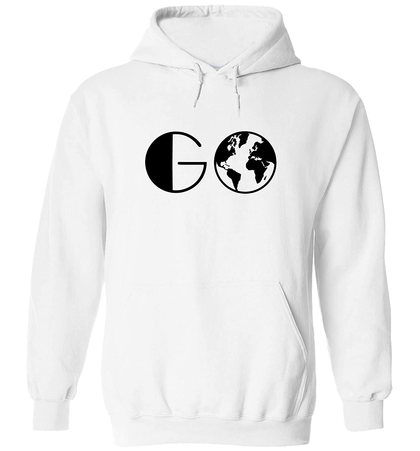 KNOTTY KONCEPTS - Go Travel - Hoodie