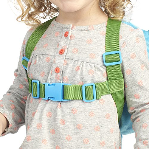 Amazon.com : Nuby Quilted Baby Backpack with Safety Harness, Navy Star : Baby